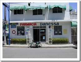 Pharmacy, Luperon, Dominican Republic