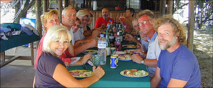 Yachtie gathering