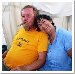 Bernie and Yvonne Katchor, Australia 31
