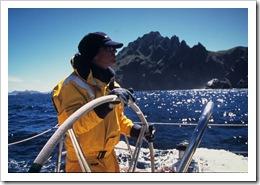 Evans at Cape Horn