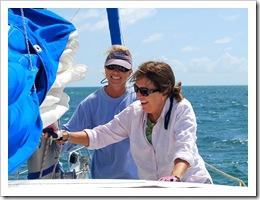 ASA Sailing course