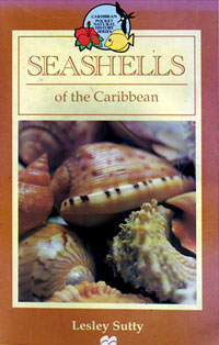 Seashells of the Caribbean, by Lesley Sutty