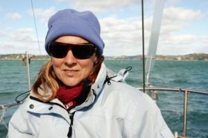 Michelle underway NZ to Fiji