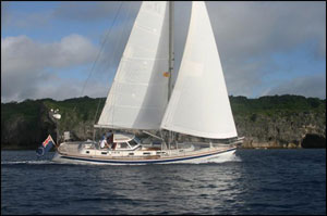  s/v MAHINA TIARE