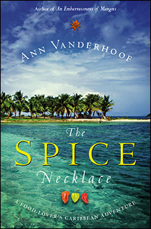 Ann Vanderhoof's new book: The Spice Necklace