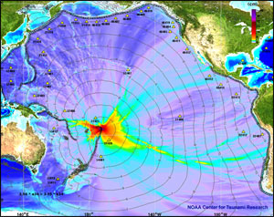 Credit NOAA / PMEL / Center for Tsunami Research