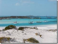 Bahamas Warderick Wells Exumas