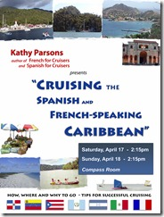 Cruising the French and Spanish-speaking Caribbean
