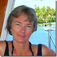 Gwen Hamlin aboard