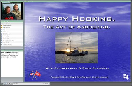 The Happy Hooking webinar