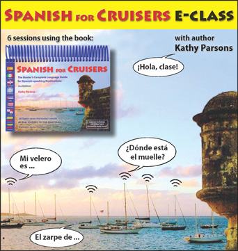 SPANISH FOR CRUISERS e-class