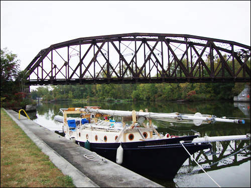 Erie Canal, September 24