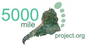 5000 Mile Project Logo