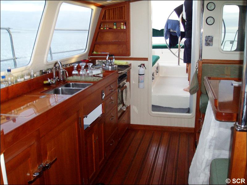 Boat galley kitchen designs boat bathroom designs boat carport designs boat as kitchen design Ship galley kitchen design
