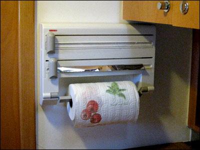 Paper Foil Holder